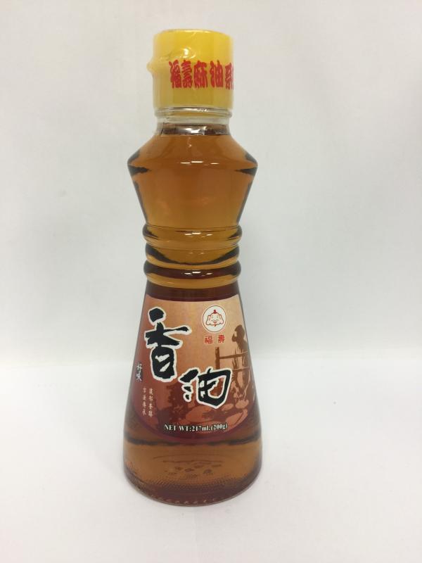 200g福壽好味香油
