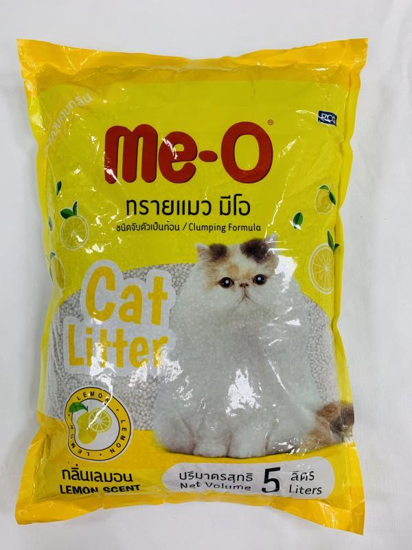 5L咪歐貓砂-檸檬清香