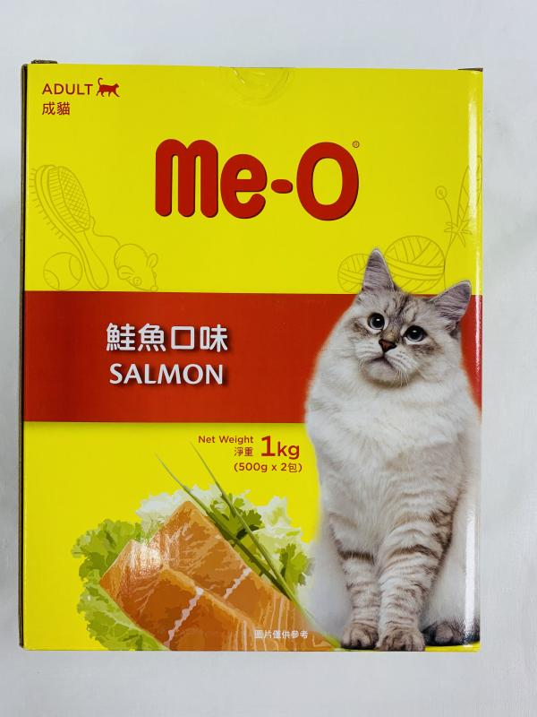 1kg咪歐乾貓糧-鮭魚