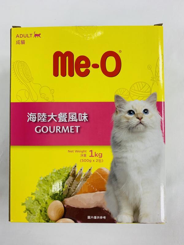 1kg咪歐乾貓糧-海陸大餐